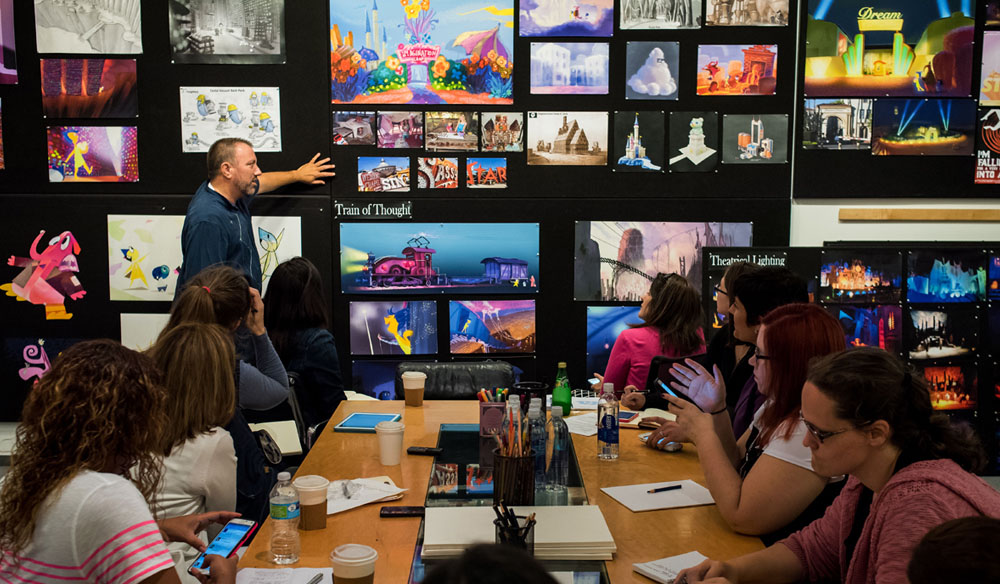 Pixar creative collaboration coaching